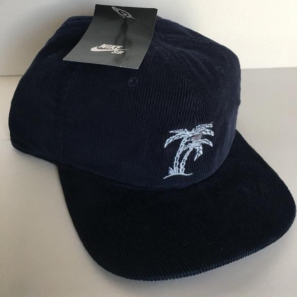 190f59b8ca2 Mens Nike SB Palm Tree  Snapback Hat - NWT